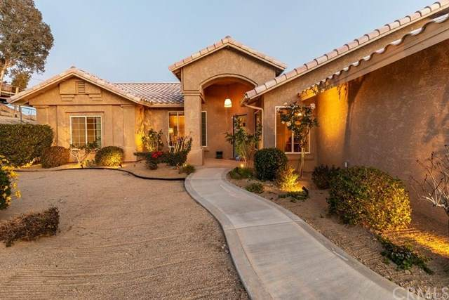 7575 Fairway Drive, Yucca Valley, CA 92284 (#JT20030178) :: RE/MAX Masters