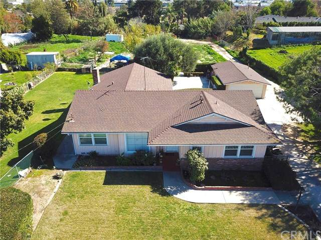 418 S 4th Avenue, La Puente, CA 91746 (#PF20026875) :: Keller Williams Realty, LA Harbor