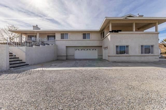 4965 Hilton Court, Yucca Valley, CA 92284 (#JT20029410) :: Go Gabby