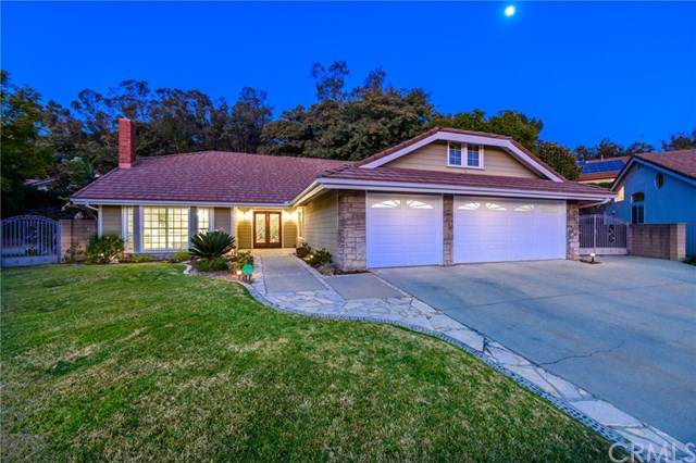 4786 Valle Verde Court, La Verne, CA 91750 (#CV20030221) :: Twiss Realty
