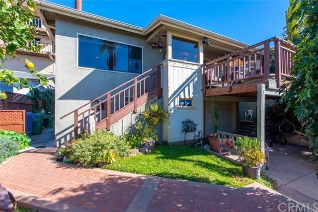 575 Saint Mary Avenue, Cayucos, CA 93430 (#PI20029318) :: Allison James Estates and Homes