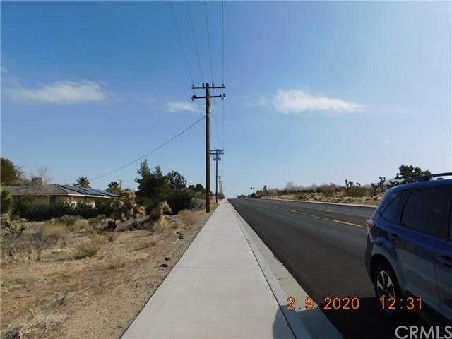 0 Onaga, Yucca Valley, CA 92284 (#JT20028906) :: Allison James Estates and Homes