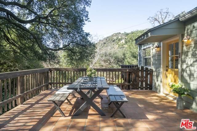 21500 Highvale Trail #1, Topanga, CA 90290 (#20553000) :: Twiss Realty