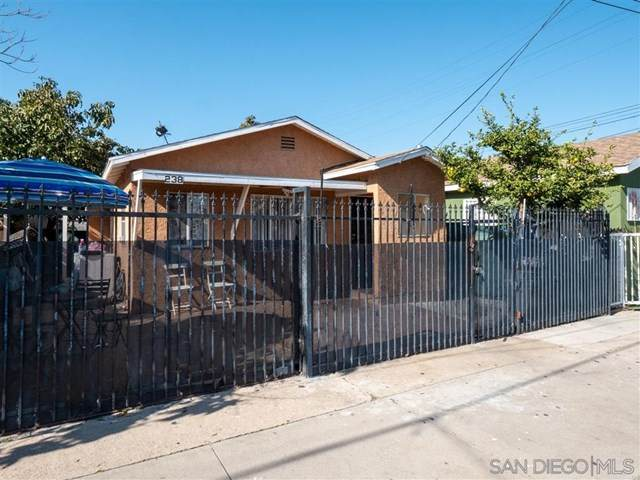238 S Evans St, San Diego, CA 92113 (#200006971) :: The Brad Korb Real Estate Group
