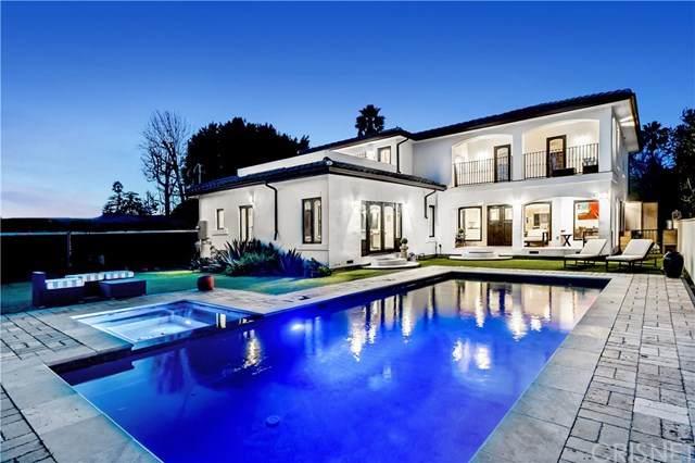 11142 Blix Street, Toluca Lake, CA 91602 (#SR20024274) :: The Brad Korb Real Estate Group