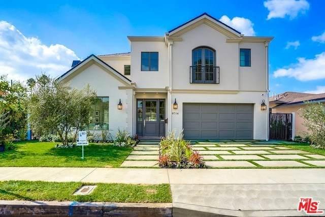9714 Holcomb Street, Los Angeles (City), CA 90035 (#20553044) :: Go Gabby