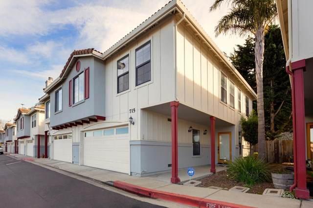 715 Las Casitas Drive #3, Salinas, CA 93905 (#ML81782264) :: RE/MAX Parkside Real Estate