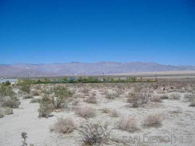 0 Indigo Lane, Borrego Springs, CA 92004 (#200007033) :: RE/MAX Masters