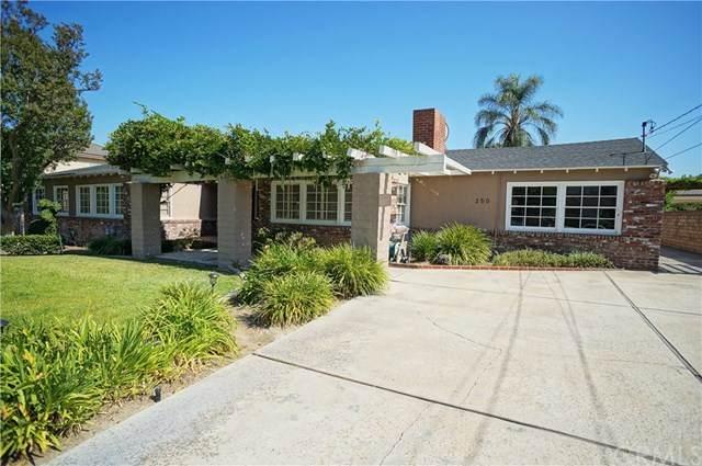 350 Fairview Avenue, Arcadia, CA 91007 (#AR20031057) :: Millman Team