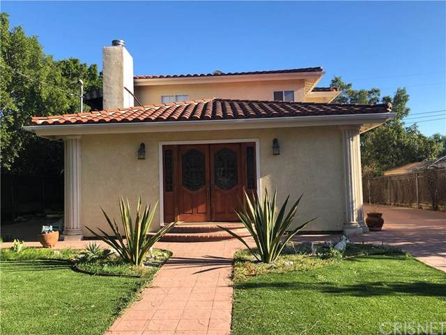 11242 Sheldon Street, Sun Valley, CA 91352 (#SR20031159) :: Crudo & Associates