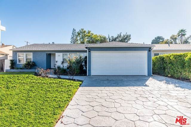 12608 Califa Street, Valley Village, CA 91607 (#20553286) :: Allison James Estates and Homes