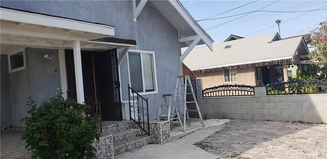 313 N Ditman Avenue, East Los Angeles, CA 90063 (#RS20030641) :: Team Tami