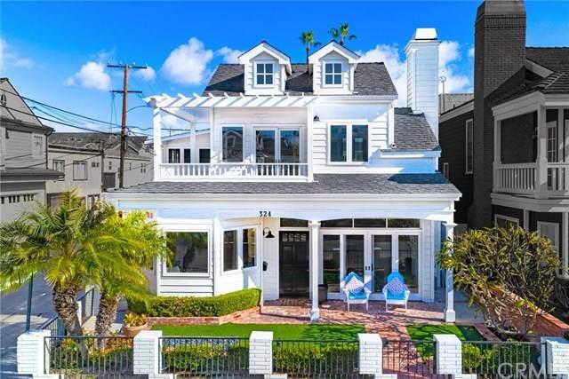 324 Diamond Avenue, Newport Beach, CA 92662 (#NP20012303) :: Berkshire Hathaway HomeServices California Properties