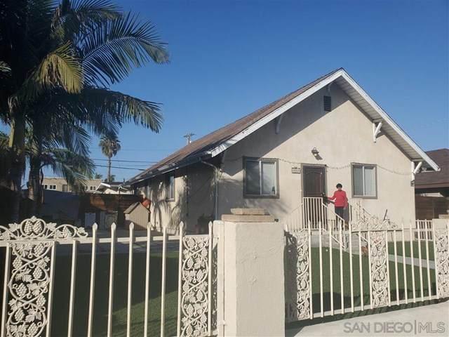 3144 Newton Ave, San Diego, CA 92113 (#200007136) :: The Brad Korb Real Estate Group