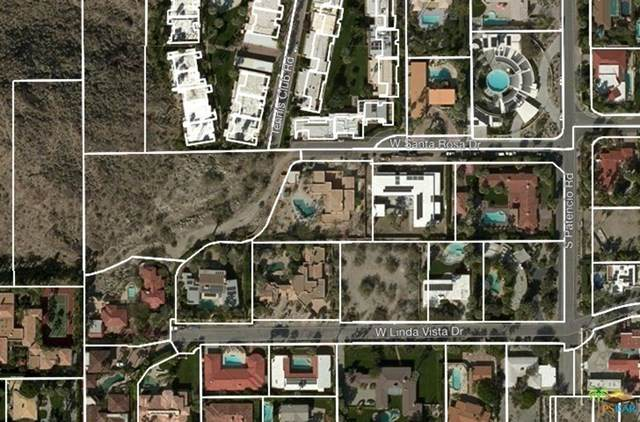 0 Santa Rosa, Palm Springs, CA 92262 (#219038817PS) :: The Laffins Real Estate Team