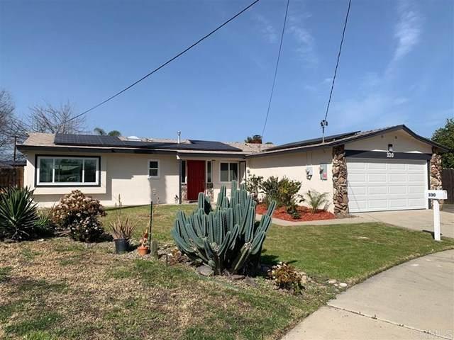330 Acacia Place, Escondido, CA 92026 (#200007138) :: Twiss Realty