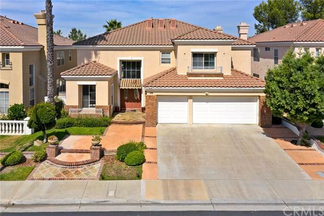 18939 Bramhall Lane, Rowland Heights, CA 91748 (#WS20031460) :: Allison James Estates and Homes