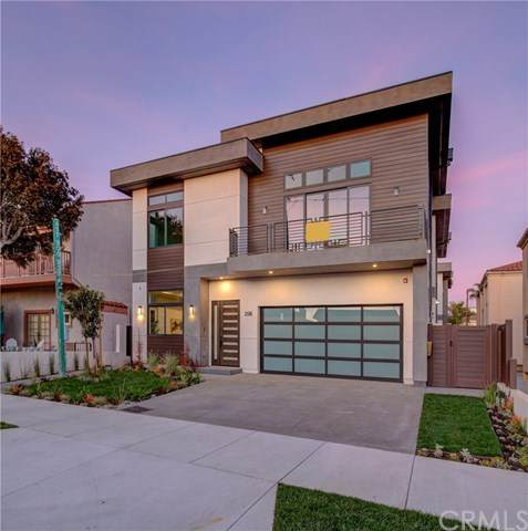 206 N Juanita Avenue, Redondo Beach, CA 90277 (#PV20030908) :: The Parsons Team