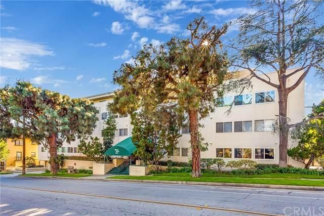 1015 N Michillinda Avenue #104, Pasadena, CA 91107 (#AR20031082) :: Allison James Estates and Homes