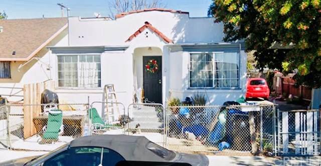 2707 Fairmount Street, Los Angeles (City), CA 90033 (#SR20031590) :: RE/MAX Masters