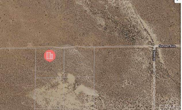0 Sunset Ave, Mojave, CA  (#CV20031737) :: RE/MAX Masters