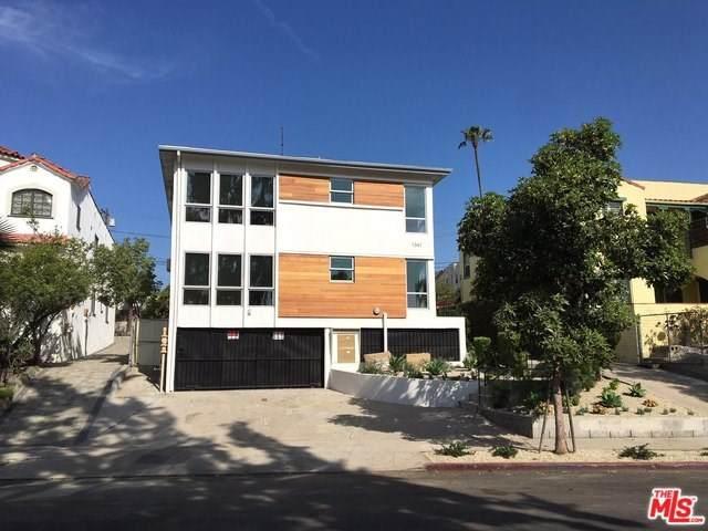 1341 S Burnside Avenue, Los Angeles (City), CA 90019 (#20553412) :: Go Gabby