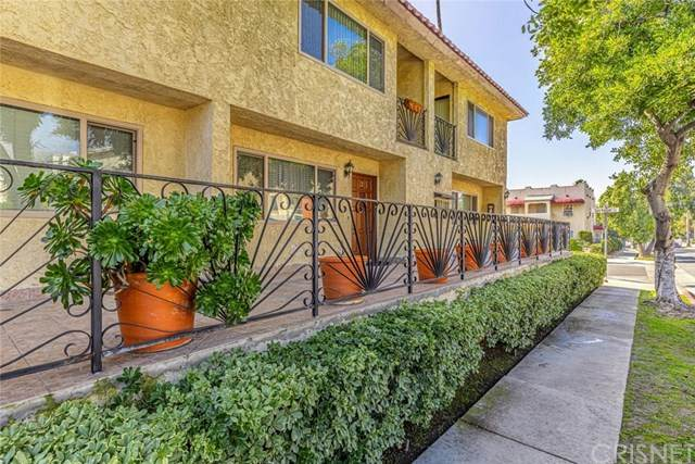 1156 San Rafael Avenue #2, Glendale, CA 91202 (#SR20030101) :: The Bashe Team
