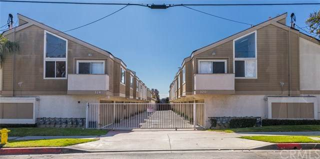 324 E Plymouth Street #18, Inglewood, CA 90302 (#CV20031179) :: RE/MAX Masters