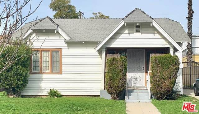 403 E Brett Street, Inglewood, CA 90302 (#20547990) :: RE/MAX Masters