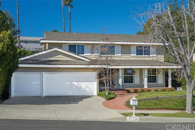 6777 Daryn Drive, West Hills, CA 91307 (#SR20032110) :: Z Team OC Real Estate