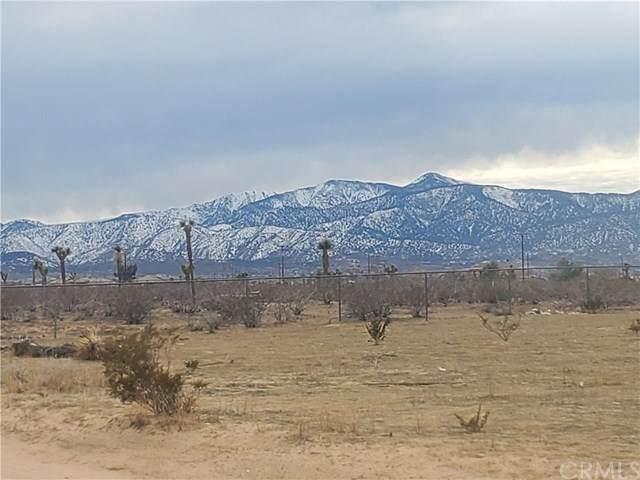 0 Nevada Rd., Phelan, CA 92371 (#PW20032023) :: The Brad Korb Real Estate Group