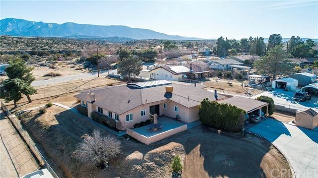 13357 E Avenue W11, Pearblossom, CA 93553 (#SR20032193) :: The Laffins Real Estate Team