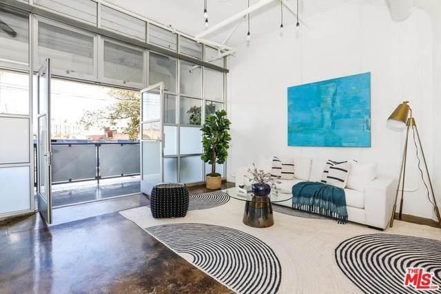 530 Molino Street #111, Los Angeles (City), CA 90013 (#20553522) :: Keller Williams Realty, LA Harbor