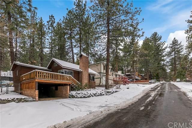 1669 Linnet Road, Wrightwood, CA 92397 (#CV20032304) :: The Brad Korb Real Estate Group