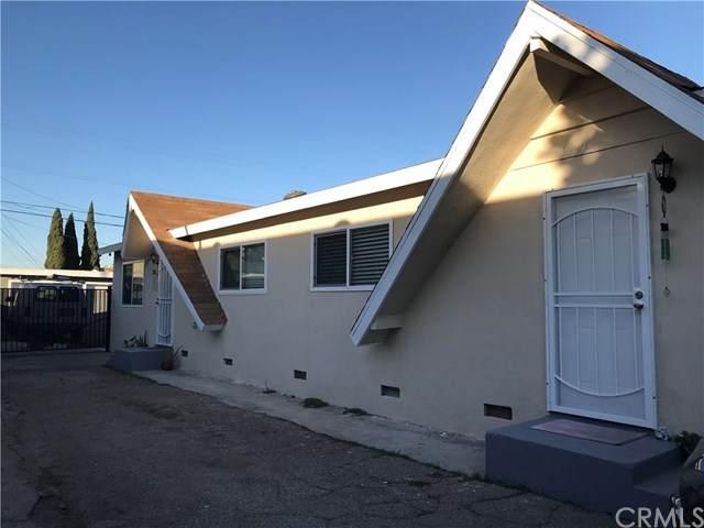 1629 E 53rd Street, Los Angeles (City), CA 90011 (#DW20031736) :: Crudo & Associates