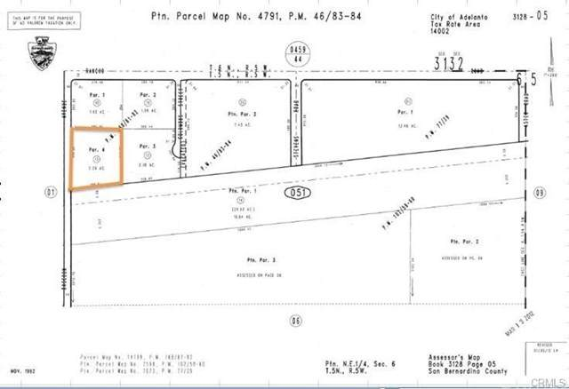 1000 Rancho Road, Adelanto, CA 92301 (#PW20032401) :: Twiss Realty