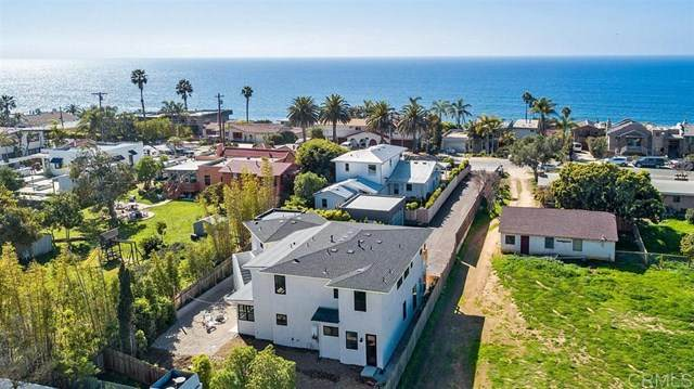 1489 Summit Ave. 1 & 2, Cardiff By The Sea, CA 92007 (#200007365) :: The Brad Korb Real Estate Group