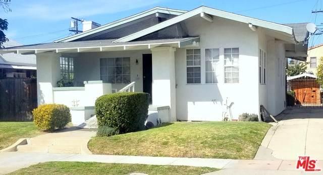 2255 W 29TH Street, Los Angeles (City), CA 90018 (#20553064) :: Crudo & Associates