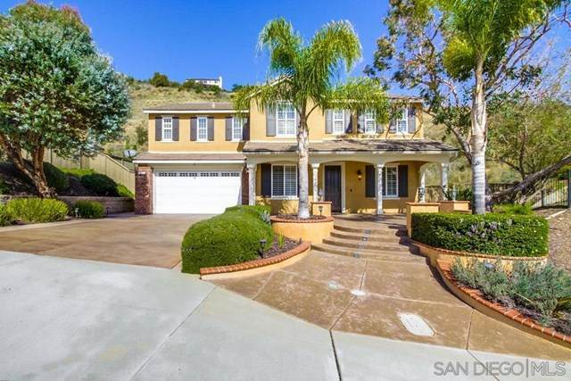 3805 Sacramento Dr, La Mesa, CA 91941 (#200007385) :: The Brad Korb Real Estate Group