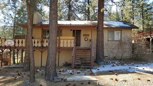 1833 Linnett Road, Wrightwood, CA 92397 (#IV20032587) :: The Brad Korb Real Estate Group