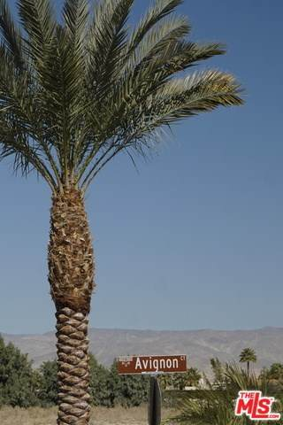 72877 Avignon Court, Rancho Mirage, CA 92270 (#20553908) :: Team Tami