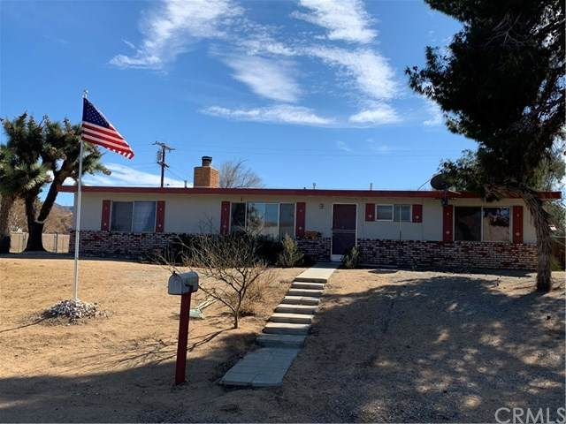 56173 Taos, Yucca Valley, CA 92284 (#JT20030624) :: The Brad Korb Real Estate Group