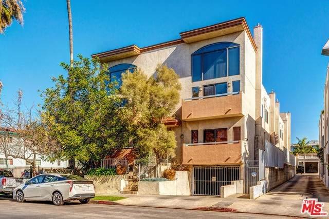 1422 Hi Point Street #102, Los Angeles (City), CA 90035 (#20550950) :: Go Gabby