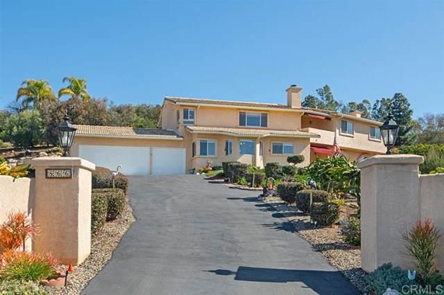 866 Brook Canyon Road, Escondido, CA 92025 (#200007426) :: RE/MAX Masters