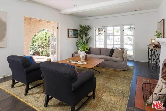 122 S Hamel Drive, Beverly Hills, CA 90211 (#20552408) :: RE/MAX Masters