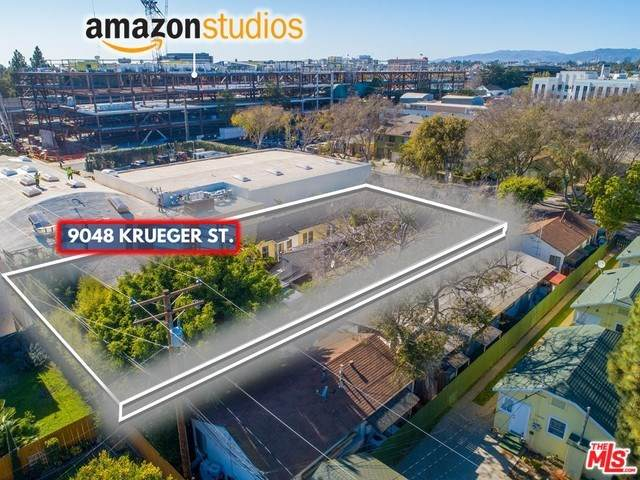 9048 Krueger Street, Culver City, CA 90232 (#20554038) :: Crudo & Associates