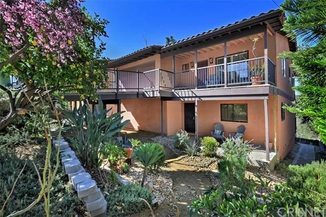 3539 Poppy Drive, Calabasas, CA 91302 (#SR20032270) :: Doherty Real Estate Group