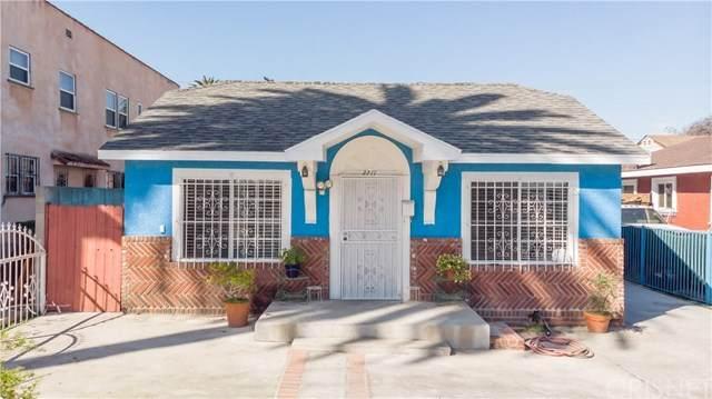 2711 S Sycamore Avenue, Los Angeles (City), CA 90016 (#SR20032532) :: Z Team OC Real Estate