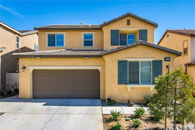 1528 Onyx Lane, Beaumont, CA 92223 (#EV20032566) :: Go Gabby