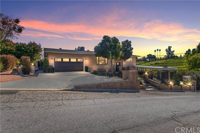 1015 La Feliz Drive, Redlands, CA 92373 (#EV20022568) :: The Costantino Group | Cal American Homes and Realty